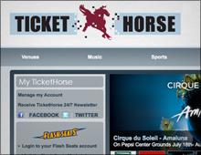 Ticket Horse